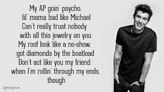 Download Lagu Shawn Mendes - Psycho (Lyrics) Gratis STAFABAND