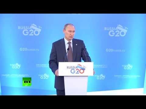 Путин о Сноудене: «Что на что менять?»