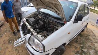 Hyundai Santro Build Quality