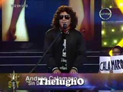 Yo Soy 23-08-13 ANDRES CALAMARO