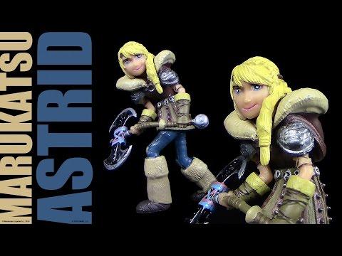 Marukatsu ® Dragons - Astrid 2015 - Unboxing / Re-Upload