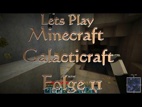 Lets Play Minecraft Galacticraft S4 Folge #11 (76) Gefundene Schätze (Full-HD)