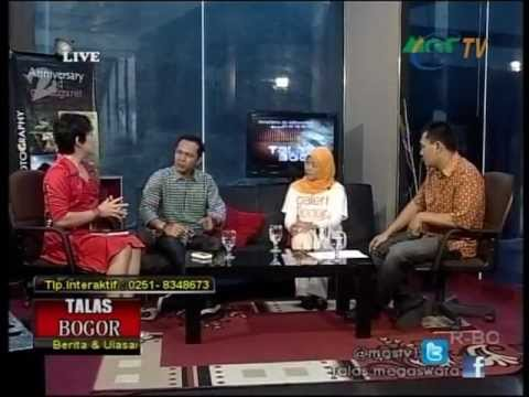 Talk Show Travel Photography with Ebbie Vebri Adrian & Galeribogor.net