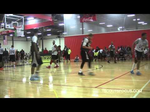 Team4 109 Brandon Malbrough 6'1 170 Klein Forest High School TX 2014