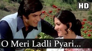 O Meri Ladli Pyari Behna (HD) - Aatish Songs - Jitendra - Nirupa Roy - Om Shivpuri - Old Songs