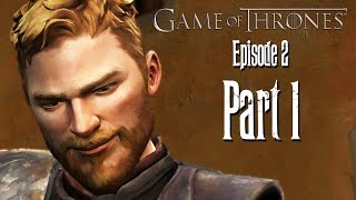Game of Thrones Episode 2 Walkthrough Part 1 - THE LOST LORD