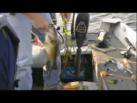 Ely Minnesota Fishing Trip - Moose & Basswood Lakes - Kawishiwi Falls - Bass, Pike, Walleye