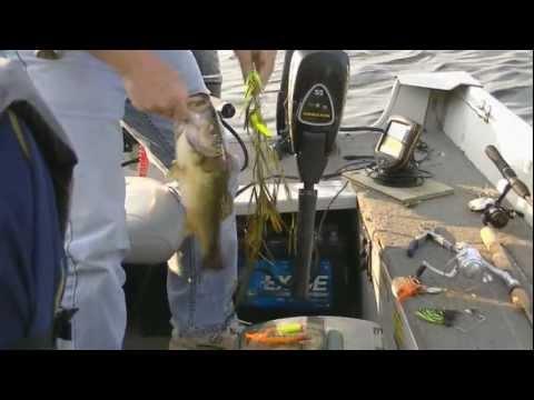 Ely Minnesota Fishing Trip - Moose & Basswood Lakes - Kawishiwi Falls - Bass, Pike, Walleye