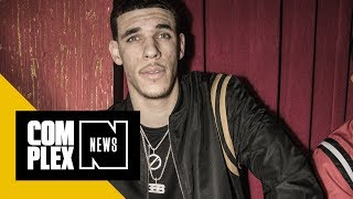 Lonzo Ball Reveals His Top 5 Rappers Right Now