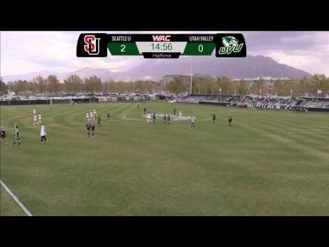 NCAA Soccer: Seattle U at Utah Valley University