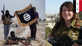 Gill Rosenberg-Revolution-Loving jewess Kike-ess Next To Be Beheaded After Few Hundred Gang Rapes