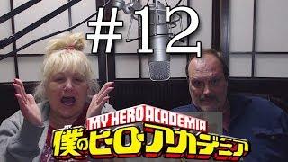 My Parents React to My Hero Academia | Episode 12 | ENGLISH DUB |