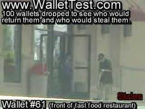 Wallet Test Documentary