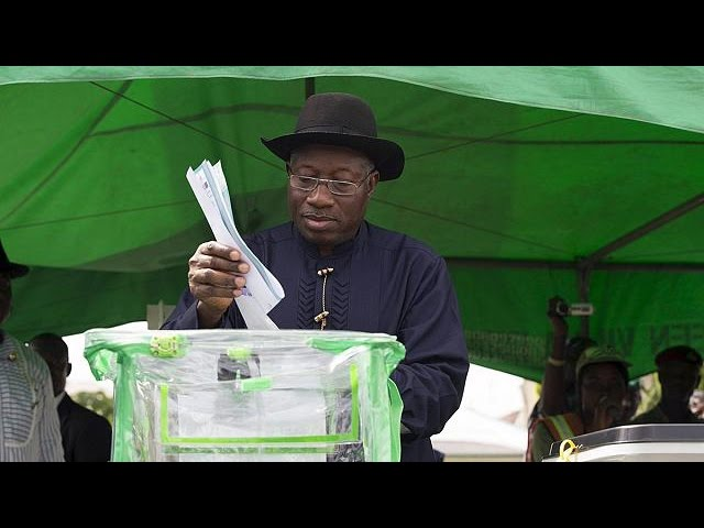 Nigeria presidential is marred by voting irregularities and violence