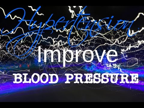 Hypertension: Healthy Blood Pressure, Isochronic Tones