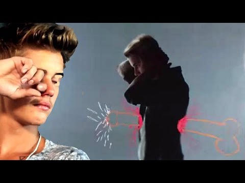 Justin Bieber 'Where Are Ü Now' Music Video – Impaled By Giant Penis-