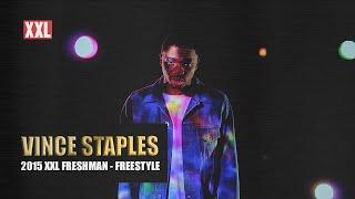 XXL Freshman 2015 - Vince Staples Freestyle