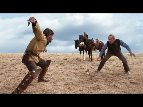 THE HOMESMAN International Trailer (2014)
