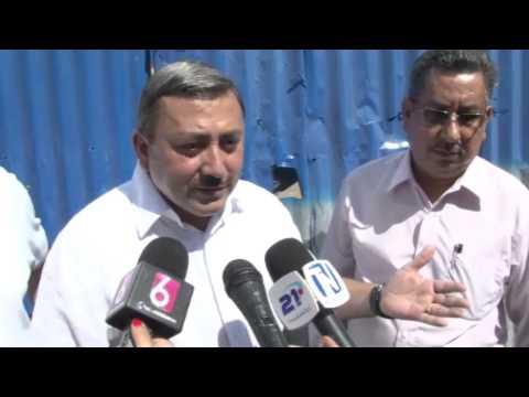 Diputados denuncia atraso en SITRAMSS