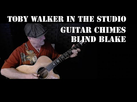 Toby Walker Guitar Chimes - Mike Hauver Guitar