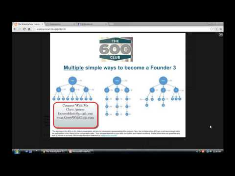 Wake Up Now Compensation Plan EXPOSED! How Leaders WIN BIG! - Part 2