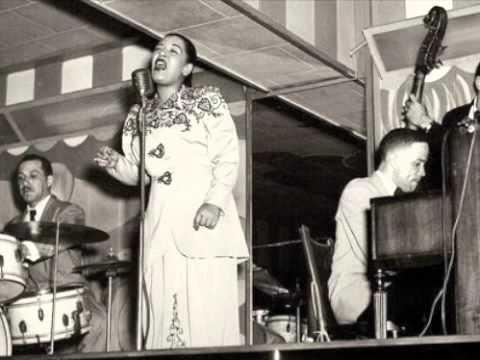 Billie Holiday - Crazy He Calls Me