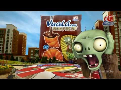 Pepsico - Plants vs Zombies - Vuala