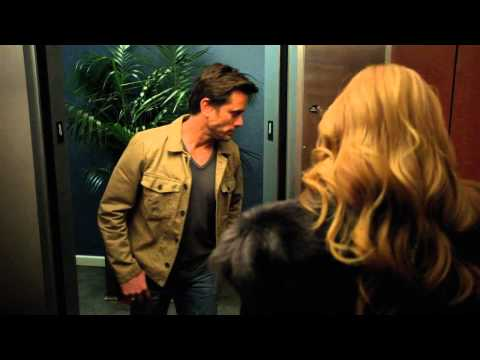 Nashville 1x12 - Rayna and Deacon scenes (including THE KISS).