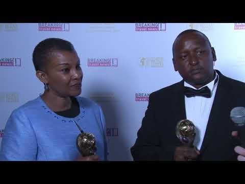 Daniel Sambai & Denise Omany, Kigali Serena Hotel