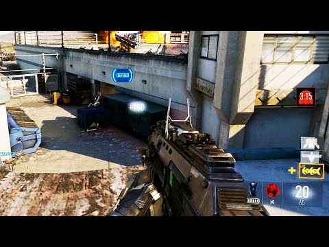 HARDPOINT on RIOT! Call of Duty: Advanced Warfare Multiplayer Gameplay (HD Online Game Play)