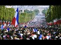 Victory parade: France welcomes home <font color=