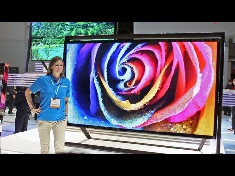 Samsung S9 4K Ultra HD TVs 85-Inch, 95-Inch, & 110-Inch (Samsung UN85S9AF)