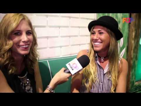 Pop TV - Maia Yoffe de Ring a Bell en MoWeek verano 2016