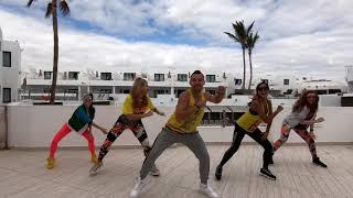 Taki Taki Zumba Fitness Dj Kookoh Remix