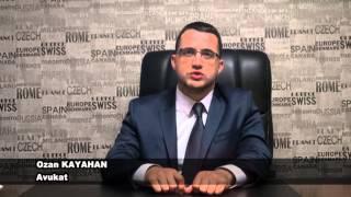 Boşanma davasında manevi tazminat nedir ? Avukat Ozan Kayahan