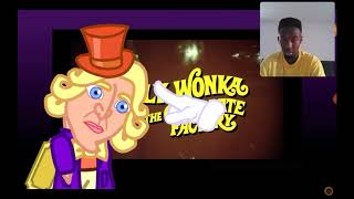 FILM THEORY: WILLY WONKA AND THE GOLDEN TICKET SCAM (WILLY WONKA AND THE CHOCOLATE FACTORY) REACTION
