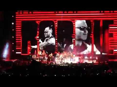 Let Me Entertain You (Start Tour 2015) | Robbie Williams (Live Madrid)