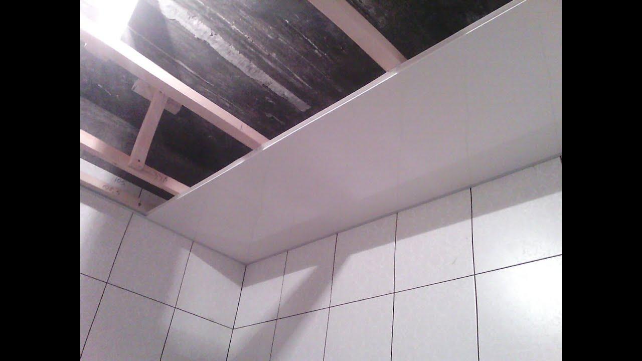 Пластиковые потолки своими руками