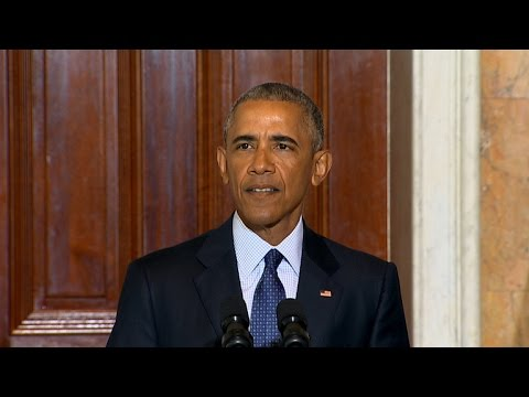 President Obama on ISIS, national security - and Trump