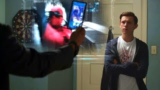 "Tony Stark Recruits Peter Parker ""You're Spider-Boy?"" - Captain America: Civil War - Movie CLIP HD"