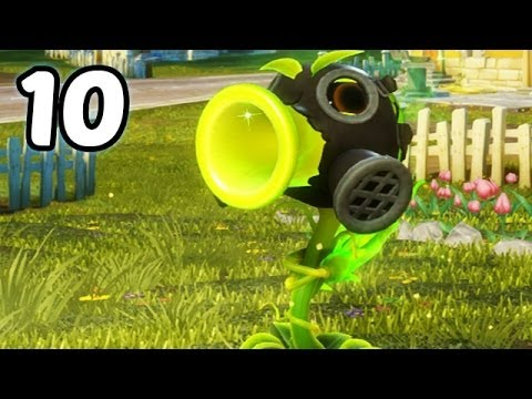 Lets Play Plants Vs Zombies Garden Warfare #10 Deutsch Giftige Erbsen