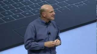 Microsoft Announces Surface_ Keynote