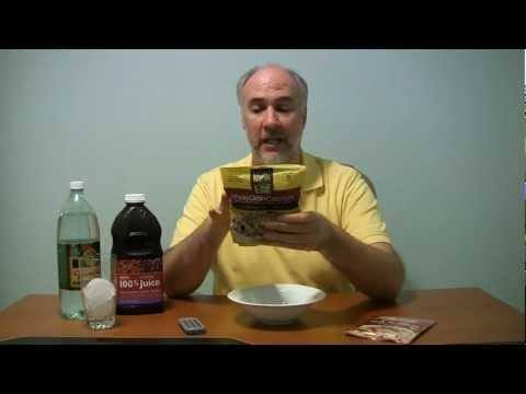 Dr Oz 7 Day Crash Diet- Day 3 Dinner