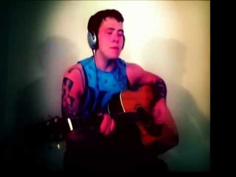 Justin Moore - If Heaven Wasn't So Far Away (Cover by Jordan Morgan)