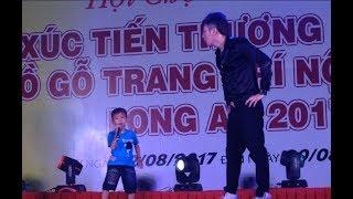 Hạo Nam Super Star [Live] | Lâm Chấn Khang sốc trước fan nhí