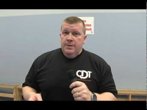 Ed Iannucci talks about Philadelphia Nightclub Security Training Image 1