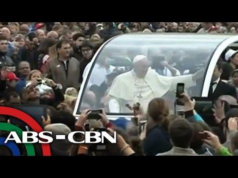 Ilang taga-Cebu, umaasang bibisitahin ni Pope Francis