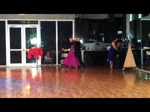 Foxtrot, Miami Beach Ballroom Dance Studio Showcase, Elma 2012 9 29, Florida Best