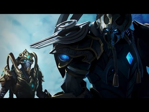 StarCraft II: Legacy of the Void — «Возвращение» (RU)