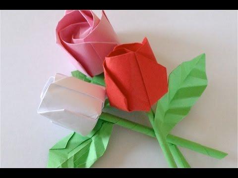 Подарок маме просто так своими руками оригами 90